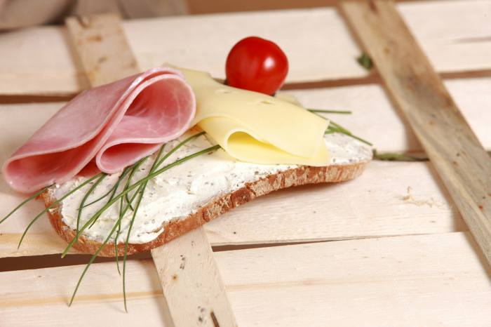 太りにくいパンの食べ方