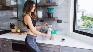 大豆プロテインを飲むと痩せる?ダイエット効果をアップする飲み方
