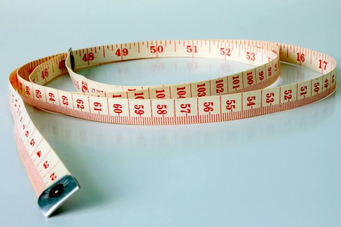 垂れた胸のバストサイズの測り方